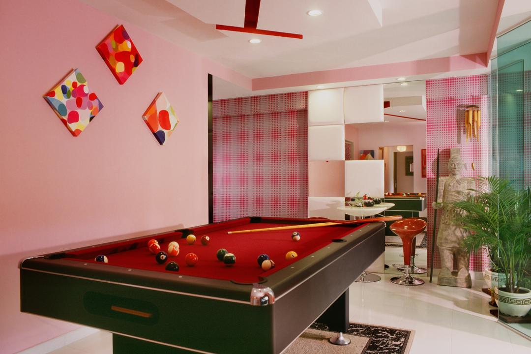 Table Pool | Interior Design Singapore | Interior Design Ideas