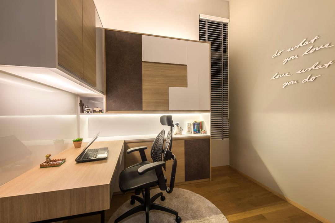 Study Room | Interior Design Singapore | Interior Design Ideas
