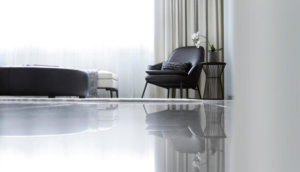 Modern, Condo, Living Room, No.9, Architect, 0932 Design Consultants, Chair, Furniture