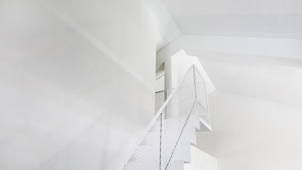 Modern, HDB, HOLA, Architect, 0932 Design Consultants, Minimalistic, Stairs, Staircase, Stairways, Paper