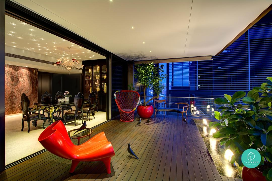 7 Cool Balconies You'll Love To Chill Out In