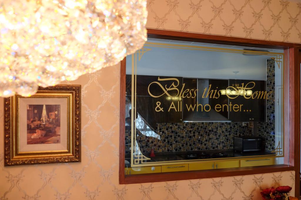 Traditional, HDB, Punggol Drive (Block 641C), Interior Designer, Fifth Avenue Interior, Food, Popcorn, Snack