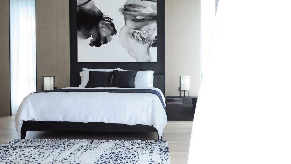 Modern, Condo, Bedroom, Villa 7, Architect, 0932 Design Consultants, Minimalistic, Bed, Furniture