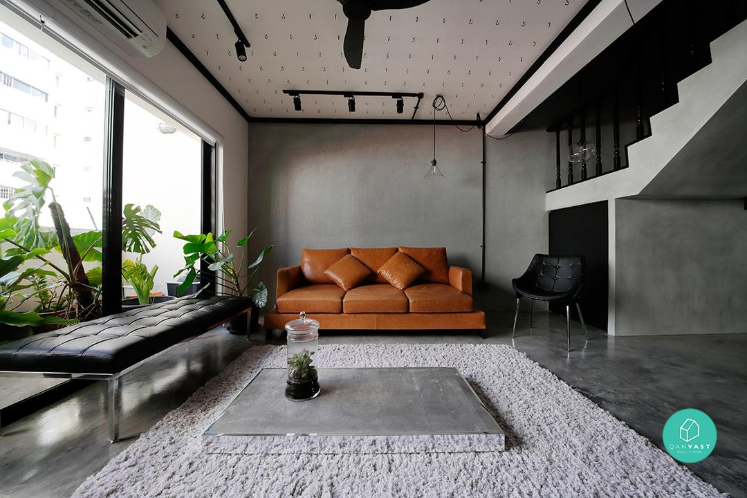 8 HDB Maisonettes With Modern Makeovers