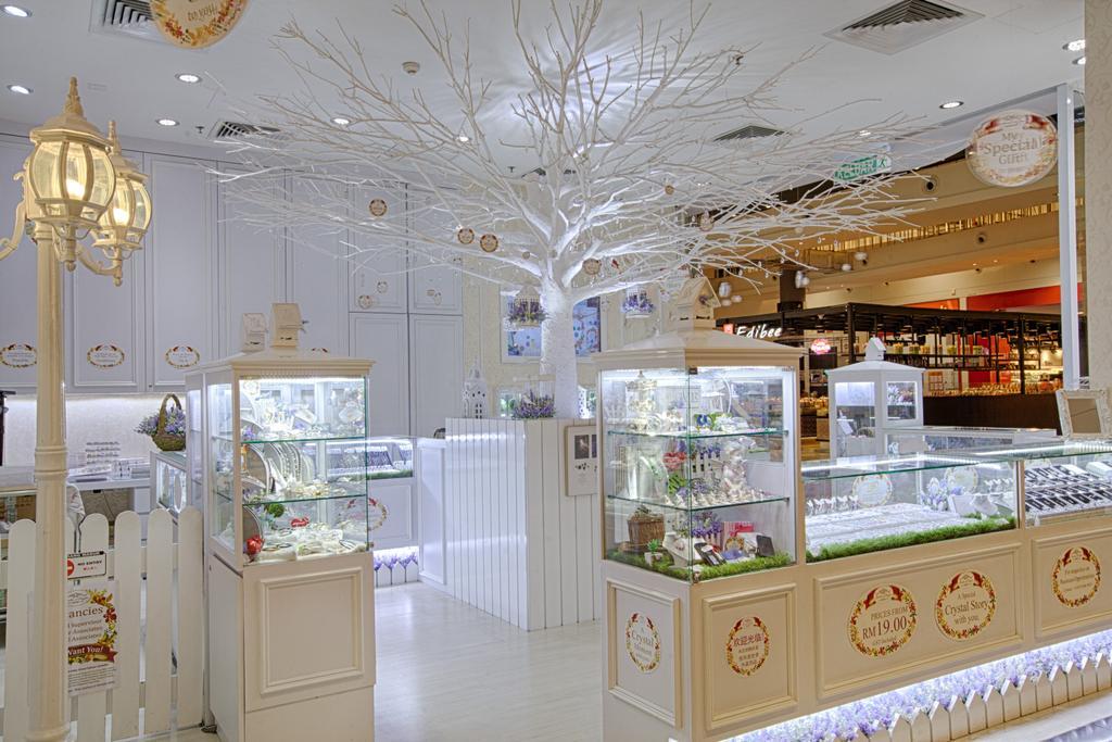 Garden of Dazzles, KLIA 2, Commercial, Interior Designer, GI Design Sdn Bhd, Vintage, Indoors, Interior Design