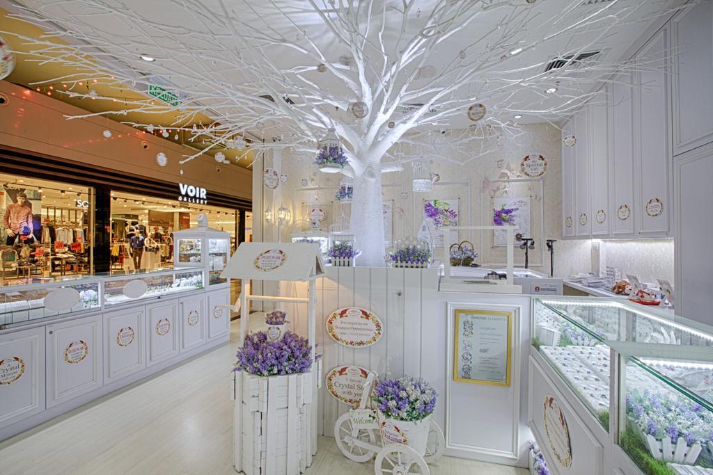 Garden of Dazzles, KLIA 2, Commercial, Interior Designer, GI Design Sdn Bhd, Vintage, Basket