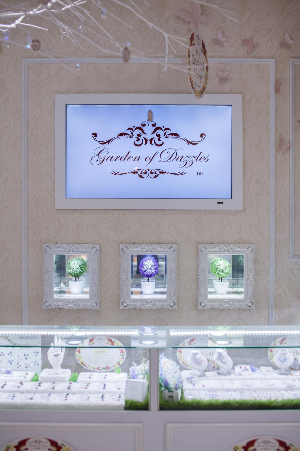 Garden of Dazzles, KLIA 2, Commercial, Interior Designer, GI Design Sdn Bhd, Vintage, Mirror