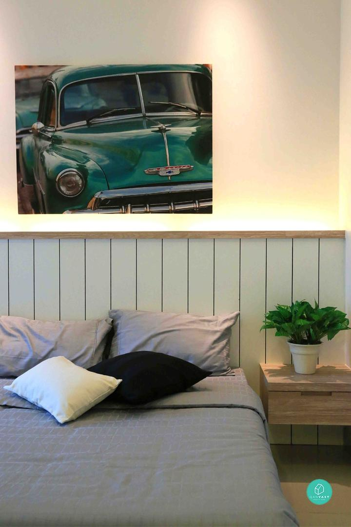 6 Affordable Ideas To Dress Up White Walls