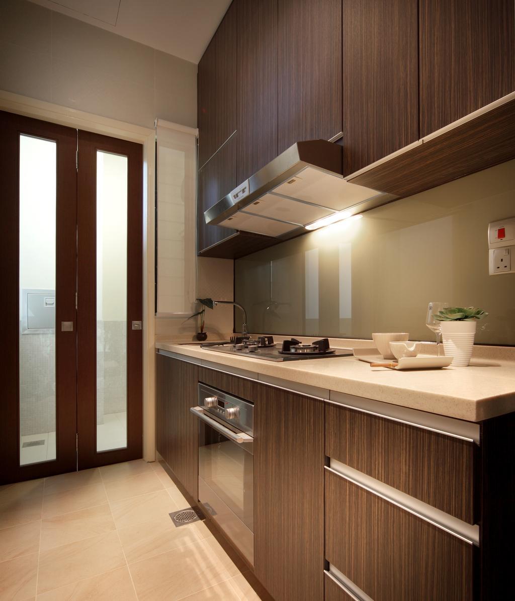 Eclectic, Condo, Kitchen, The Serennia, Interior Designer, Vegas Interior Design, Indoors, Interior Design, Room