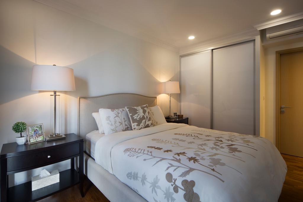 Modern, Condo, Bedroom, Twin Waterfalls (Block 106), Interior Designer, Vegas Interior Design, Bed, Furniture, Indoors, Interior Design, Room
