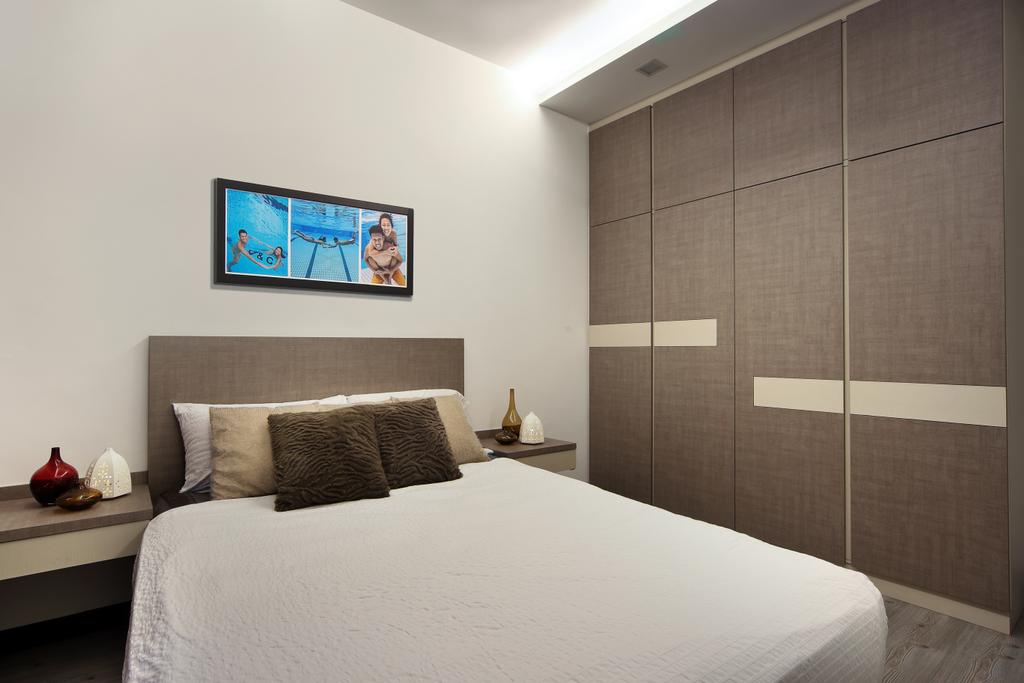 Scandinavian, HDB, Bedroom, Boon Lay Drive (Block 196B), Interior Designer, Vegas Interior Design, Indoors, Interior Design, Room, Cushion, Home Decor, Pillow