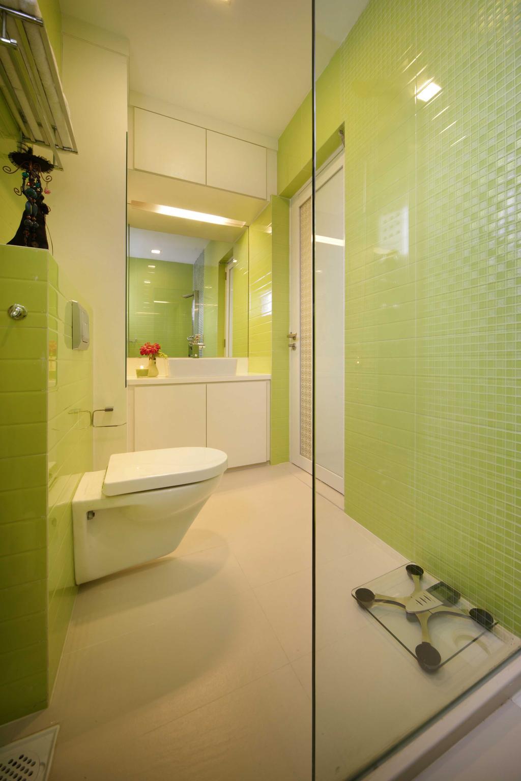 Modern, HDB, Bathroom, Hougang Avenue 8 (Block 654), Interior Designer, Vegas Interior Design, Contemporary, Indoors, Interior Design, Room
