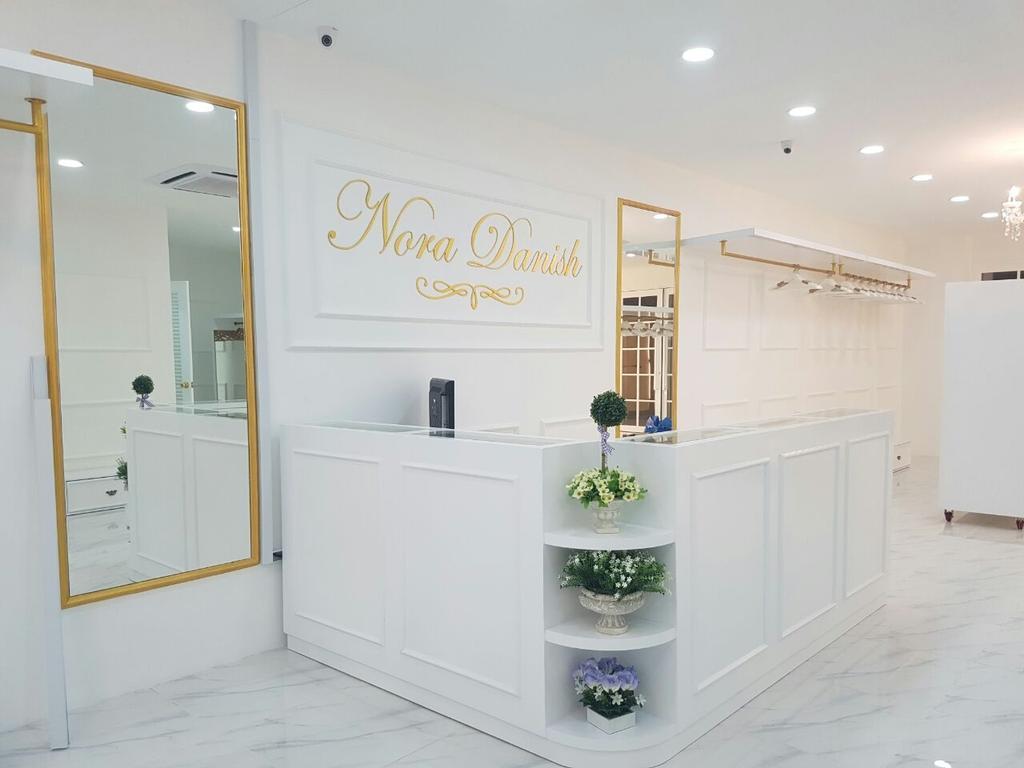 Nora Danish Bangi, Commercial, Interior Designer, RK Interior Studio, Modern, Vintage, Contemporary, Flora, Jar, Plant, Planter, Potted Plant, Pottery, Vase