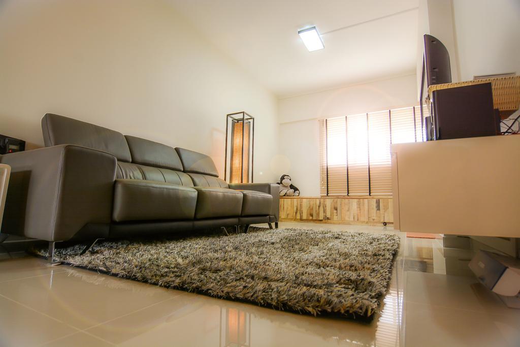 Modern, HDB, Living Room, Bedok Reservoir (Block 615), Interior Designer, Faith Interior Design, Scandinavian