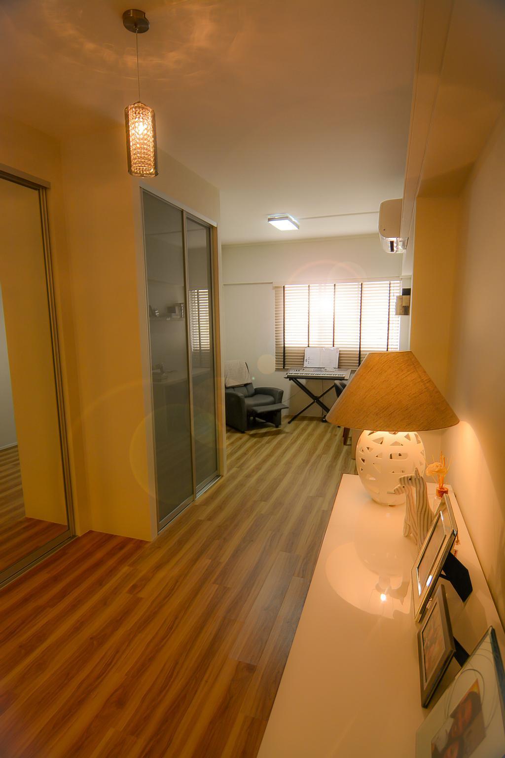 Modern, HDB, Bedroom, Bedok Reservoir (Block 615), Interior Designer, Faith Interior Design, Scandinavian