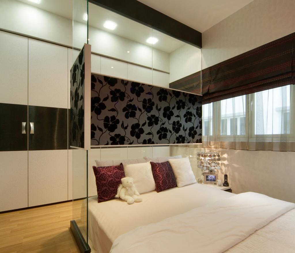 Modern, Landed, Bedroom, The Shaughnessy, Interior Designer, Vegas Interior Design, Contemporary, Indoors, Interior Design, Cushion, Home Decor, Pillow