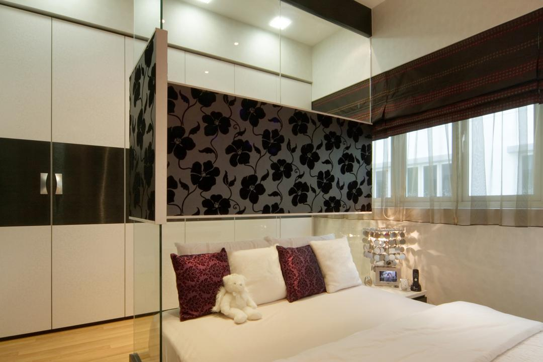 The Shaughnessy, Vegas Interior Design, Modern, Contemporary, Bedroom, Landed, Indoors, Interior Design, Cushion, Home Decor, Pillow