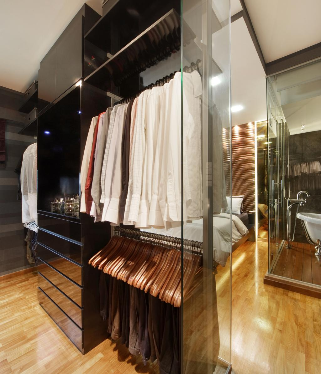Modern, Landed, Bedroom, The Shaughnessy, Interior Designer, Vegas Interior Design, Contemporary, Sink, Apparel, Clothing
