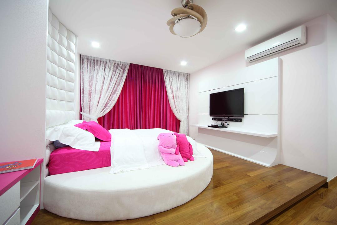 Round Bed Interior Design Singapore Interior Design Ideas