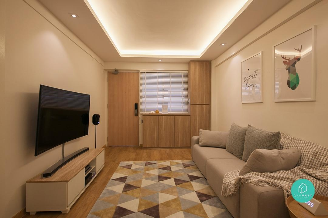 12 3 Room Hdbs With Ingeniously Large Layouts Qanvast