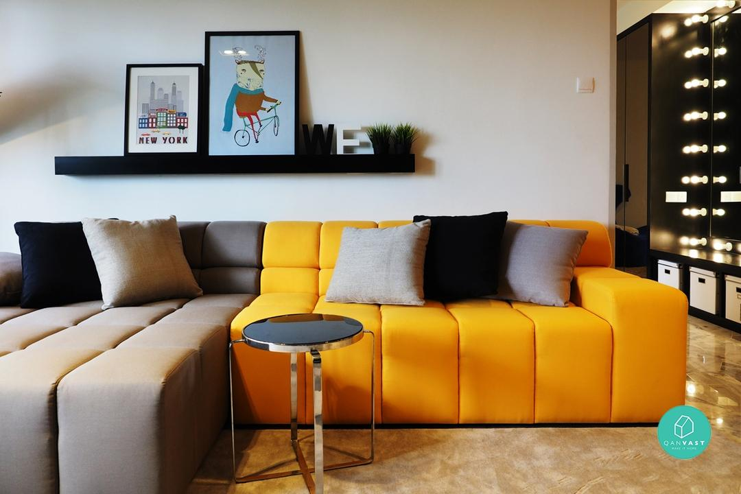6-3-1: The Secret To Injecting Colours At Home