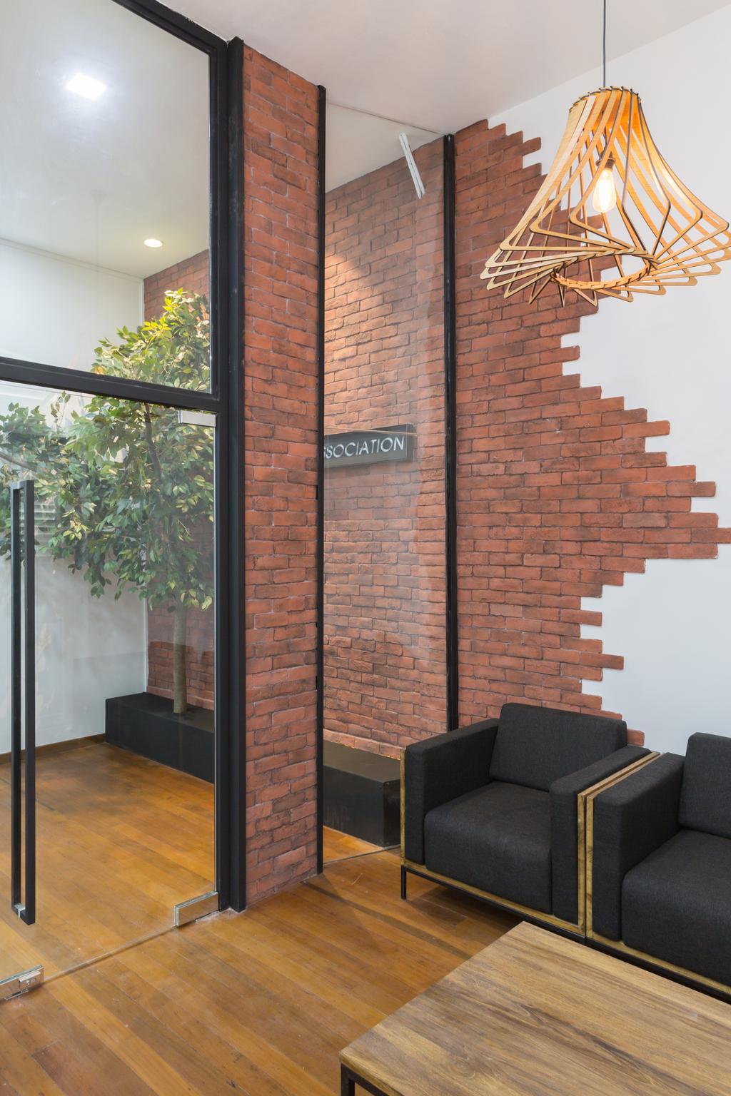 Korea Association, Commercial, Interior Designer, Baum Project Pte Ltd, Contemporary