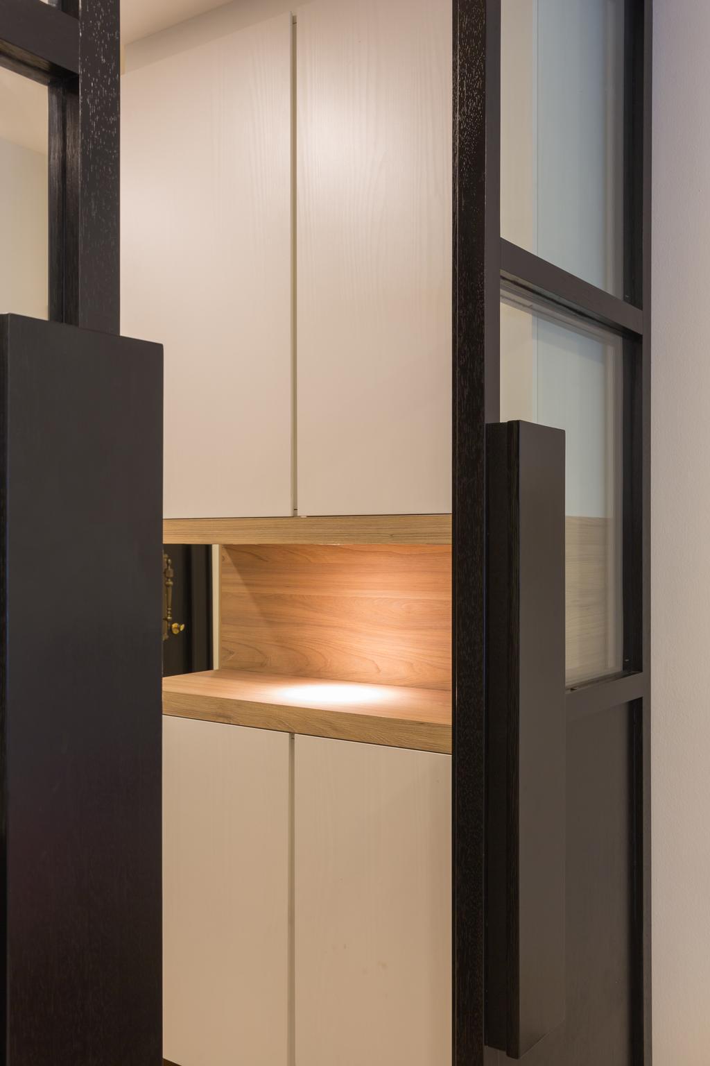 Minimalist, Condo, Pebble Bay, Interior Designer, Baum Project Pte Ltd