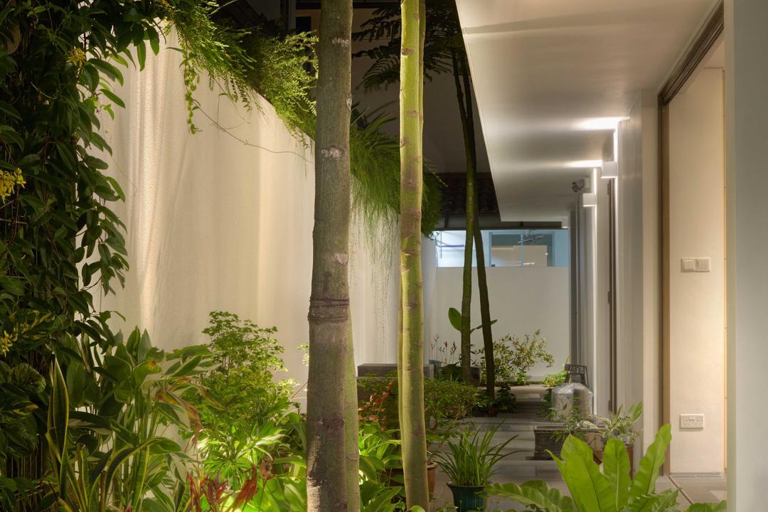 Jalan Jambu, asolidplan, Modern, Garden, Landed, Flora, Jar, Plant, Potted Plant, Pottery, Vase, Herbs, Planter