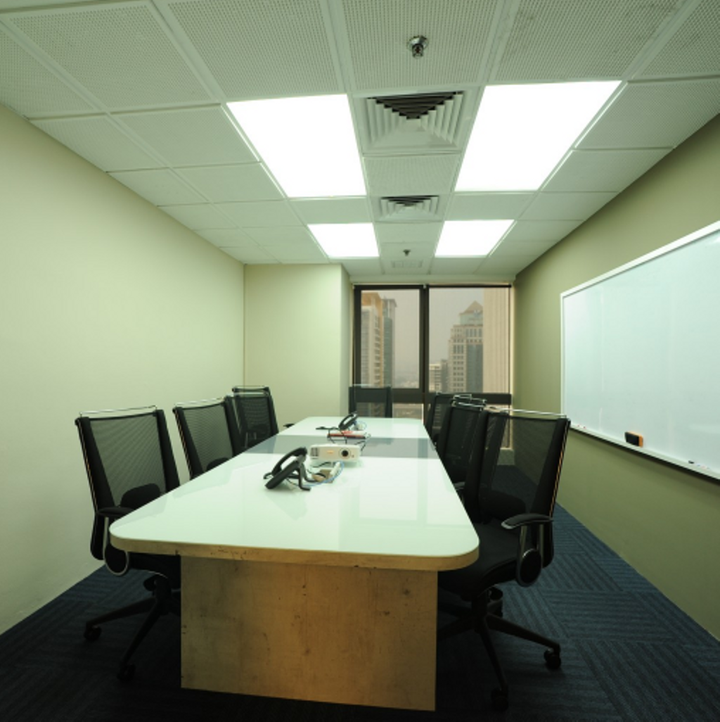 K2 Capital Group, Commercial, Interior Designer, IQI Concept Interior Design & Renovation, Modern, Conference Room, Indoors, Meeting Room, Room, Chair, Furniture, Luggage, Suitcase, Dining Table, Table
