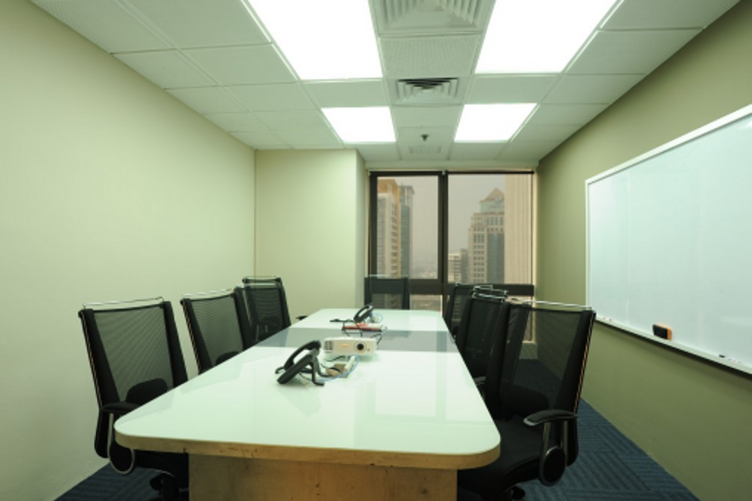 K2 Capital Group, IQI Concept Interior Design & Renovation, Modern, Commercial, Conference Room, Indoors, Meeting Room, Room, Chair, Furniture, Luggage, Suitcase, Dining Table, Table
