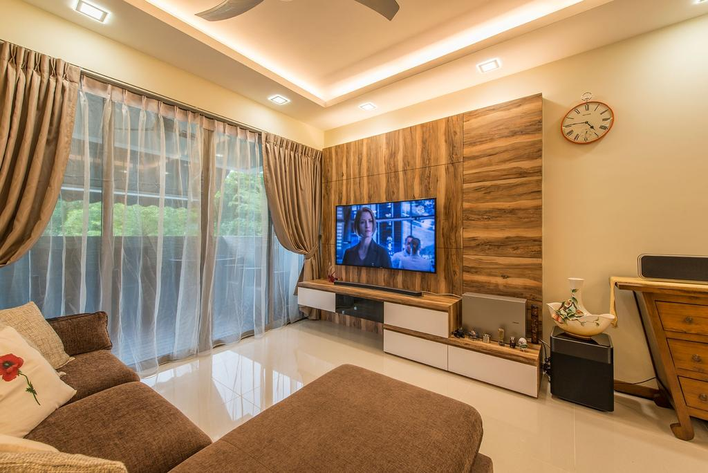 Modern, Condo, Living Room, Treasure Trove, Interior Designer, Posh Living Interior Design, Traditional, Couch, Furniture, Indoors, Room