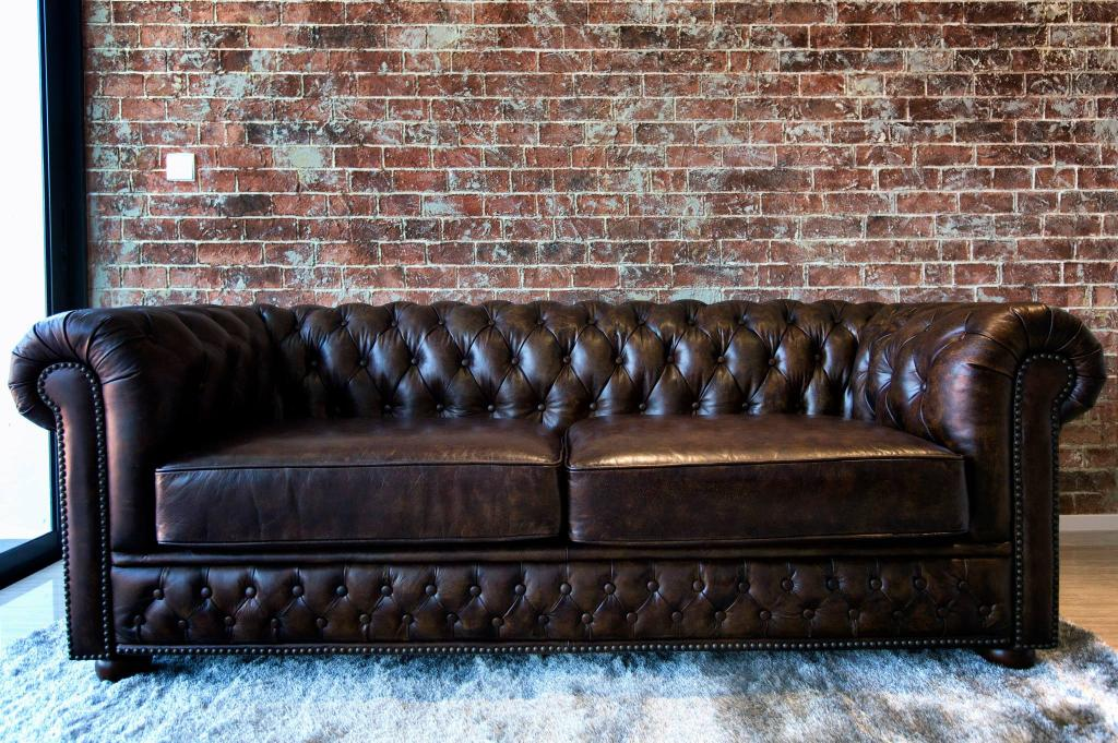 Industrial, Condo, Living Room, Simei Street 3, Interior Designer, Des & Co Interior, Couch, Furniture