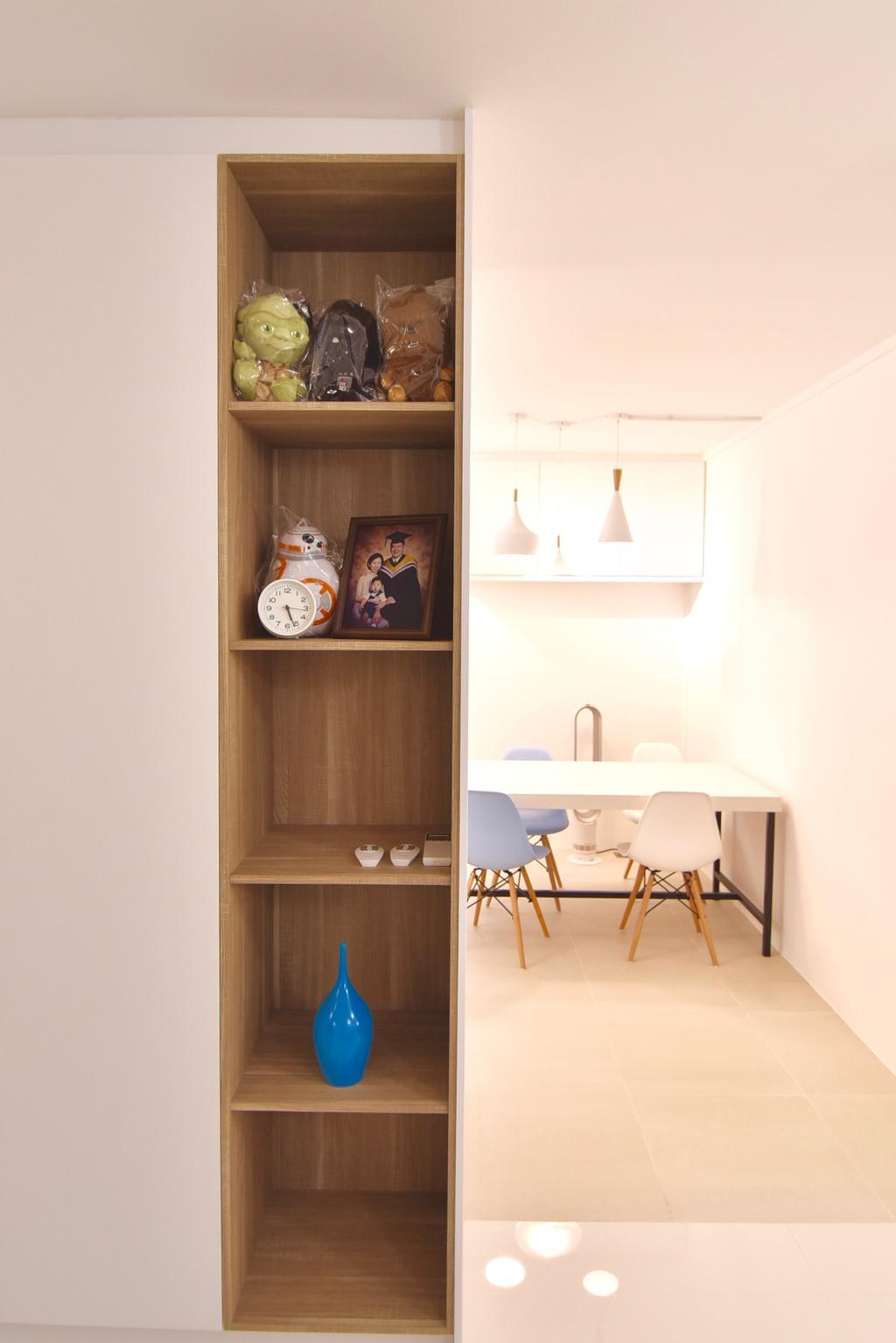 Modern, HDB, Dining Room, Bishan Street 24 (Block 266), Interior Designer, Van Hus Interior Design
