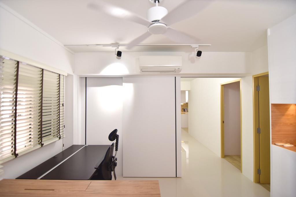 Modern, HDB, Study, Bishan Street 24 (Block 266), Interior Designer, Van Hus Interior Design
