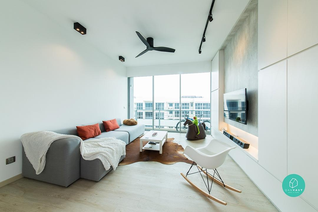 7 Bright And Breezy Living Room Ideas You'll Love