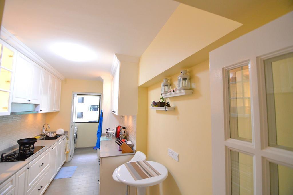 Traditional, HDB, Kitchen, Yishun Street 31 (Block 334C), Interior Designer, Van Hus Interior Design