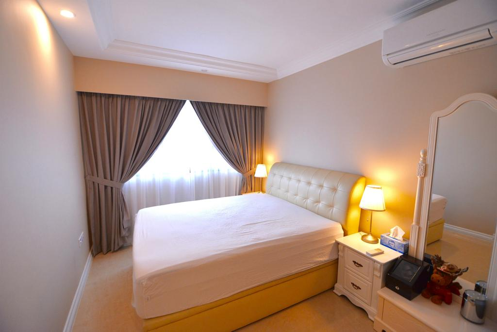 Traditional, HDB, Bedroom, Yishun Street 31 (Block 334C), Interior Designer, Van Hus Interior Design
