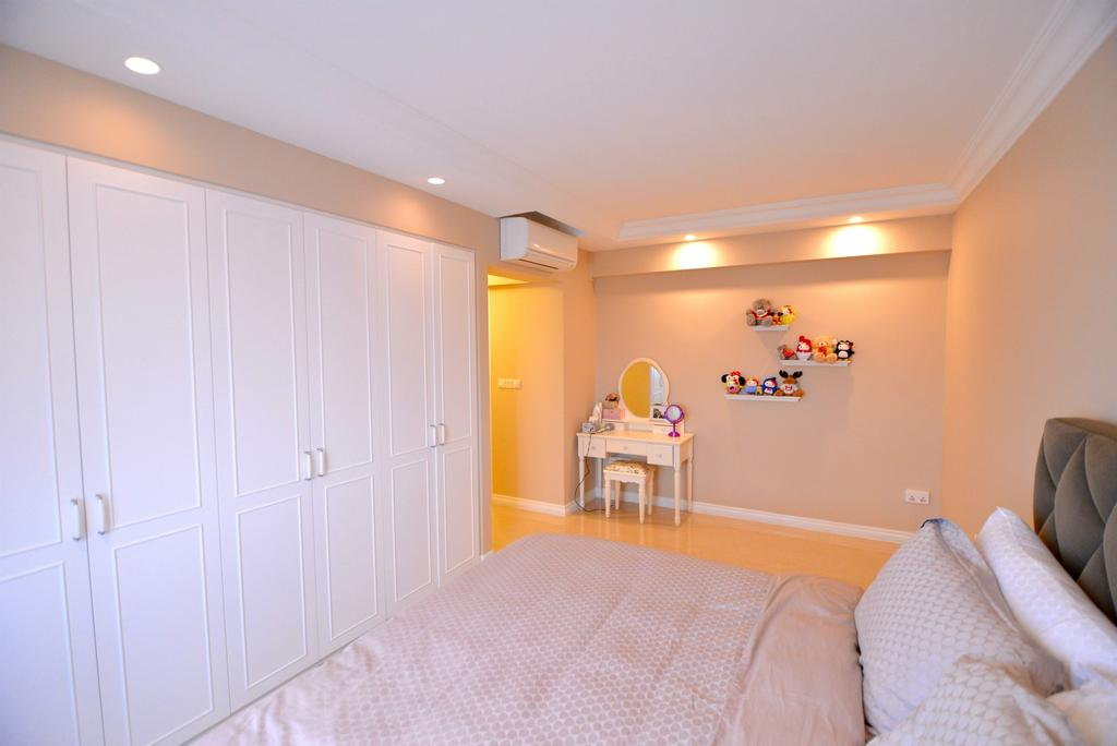 Traditional, HDB, Bedroom, Yishun Street 31 (Block 334C), Interior Designer, Van Hus Interior Design