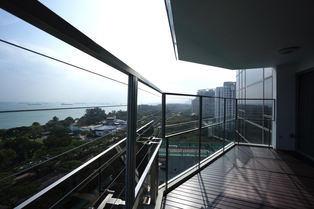 Silversea, Space Atelier, Modern, Balcony, Condo, Hotel, Luxury, Skyline, Outdoor, Deck, Flooring, Wooden
