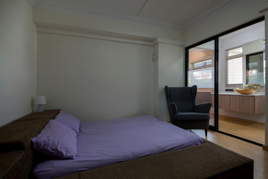 Traditional, HDB, Bedroom, Jalan Bukit Merah (Block 134), Interior Designer, Yonder, Couch, Furniture, Indoors, Interior Design, Room, Chair