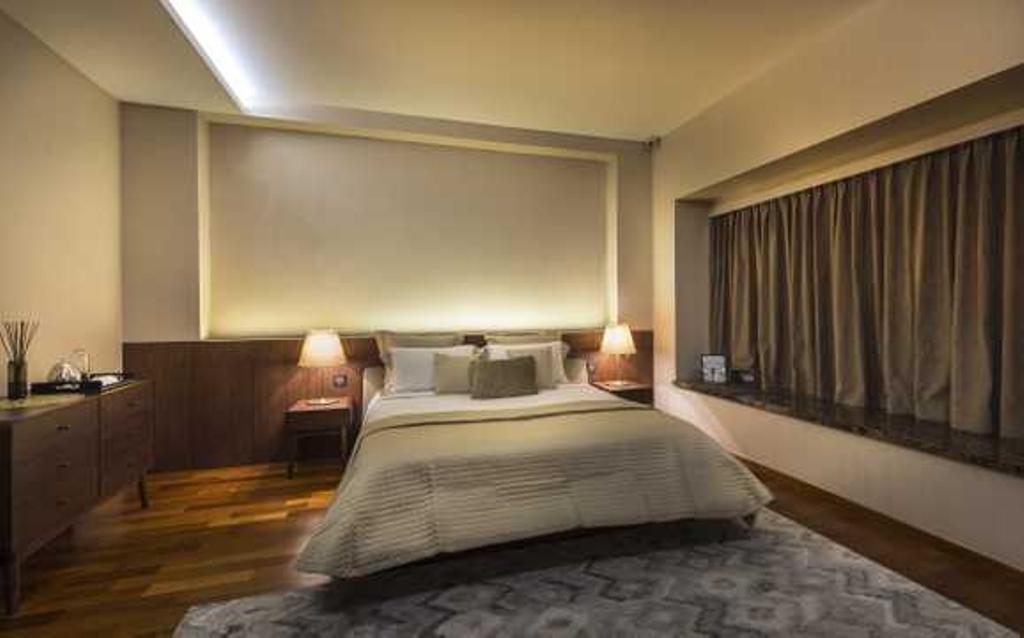 Contemporary, Landed, Bedroom, Chiselhurst Grove, Interior Designer, Space Vision Design, Indoors, Interior Design, Room