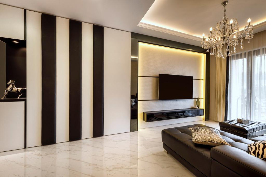 Vintage, Condo, Living Room, Hilltop Grove, Interior Designer, Space Vision Design, Transitional, Indoors, Interior Design, Room, Couch, Furniture