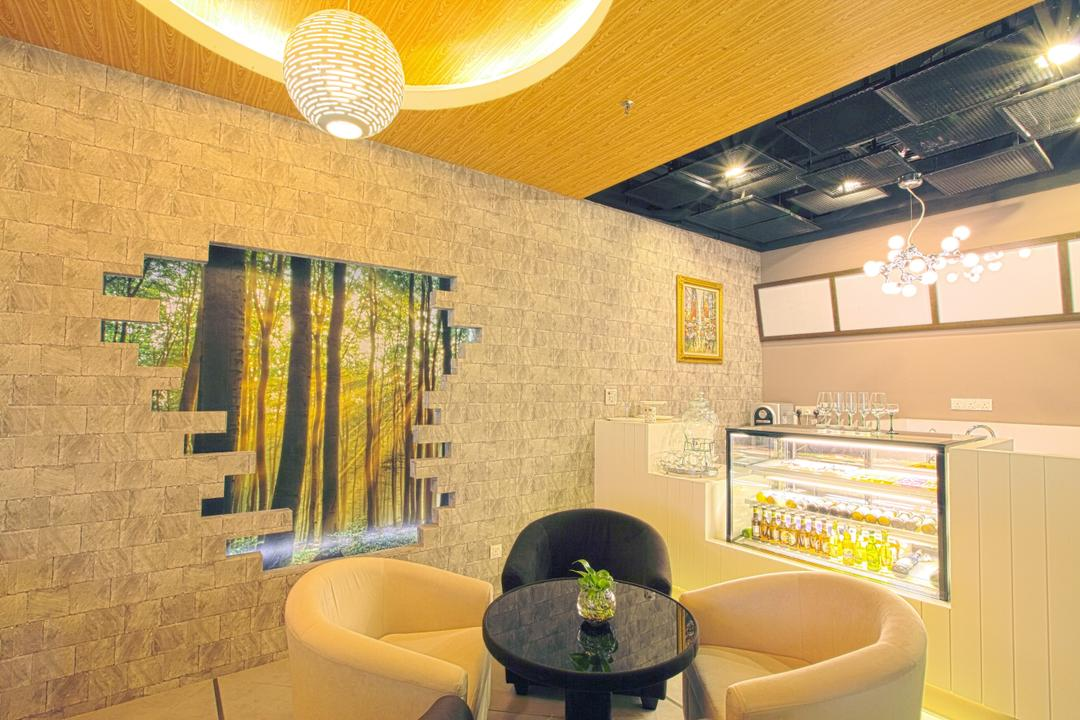 Estuary Spa, Jalan Klang Lama, GI Design Sdn Bhd, Contemporary, Modern, Commercial, Couch, Furniture, Tabletop