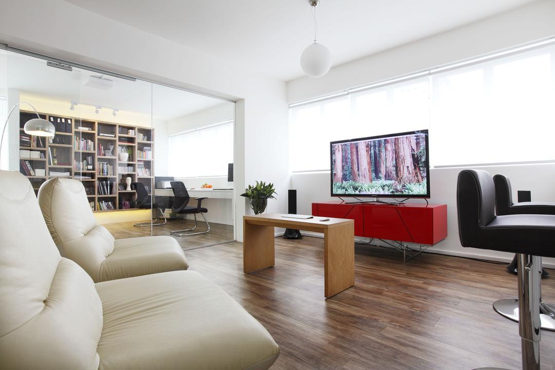 Telok Blangah Living Room Interior Design 8