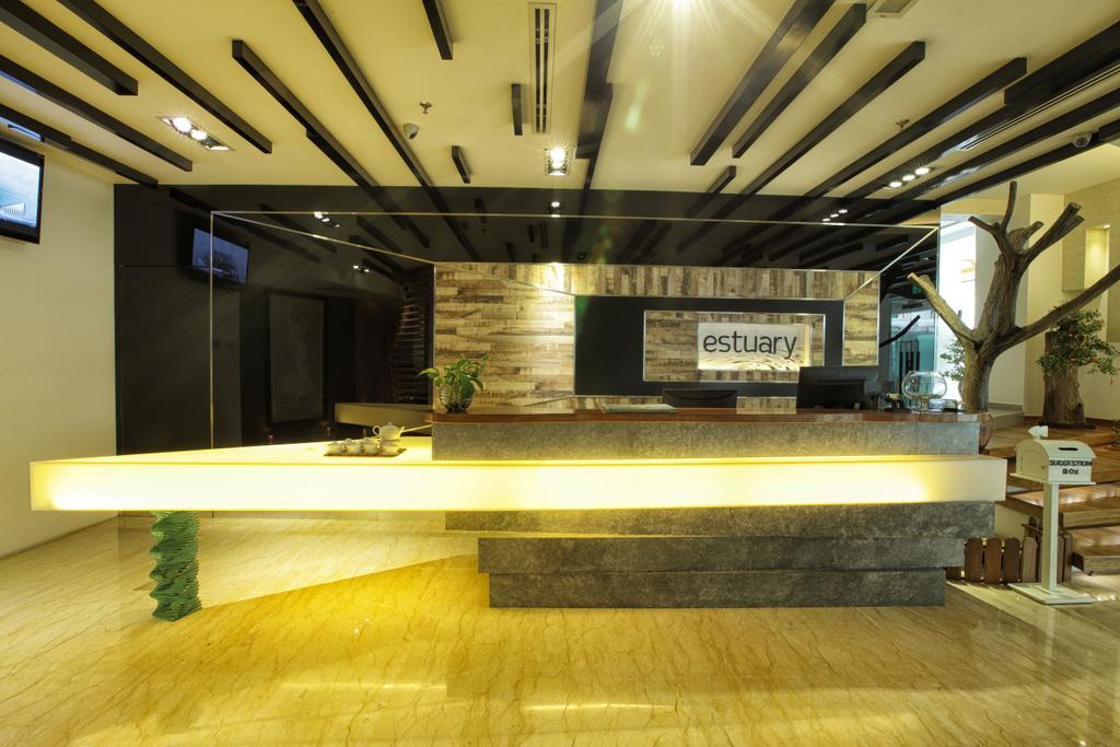 Estuary Spa, Jalan Klang Lama, Commercial, Interior Designer, GI Design Sdn Bhd, Contemporary, Modern, Bonsai, Flora, Jar, Plant, Potted Plant, Pottery, Tree, Vase