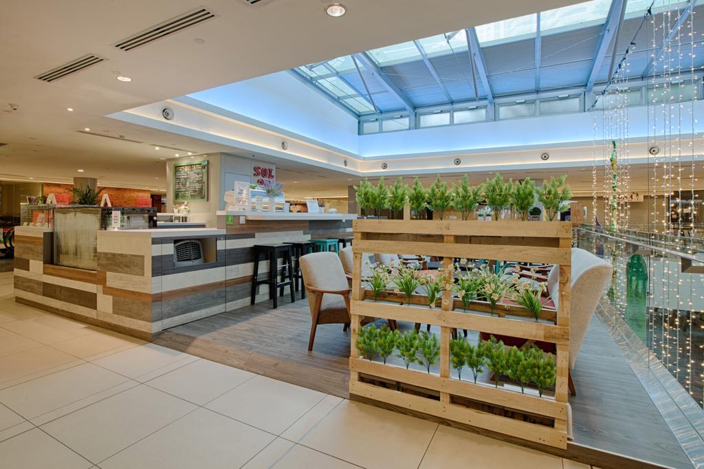 Sol 28, Jalan P Ramlee, Commercial, Interior Designer, GI Design Sdn Bhd, Scandinavian, Food, Food Court, Restaurant