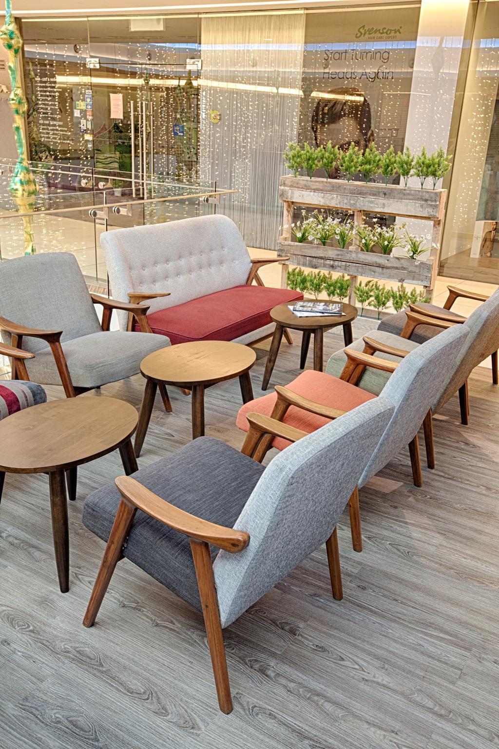 Sol 28, Jalan P Ramlee, Commercial, Interior Designer, GI Design Sdn Bhd, Scandinavian, Chair, Furniture, Dining Table, Table, Bench