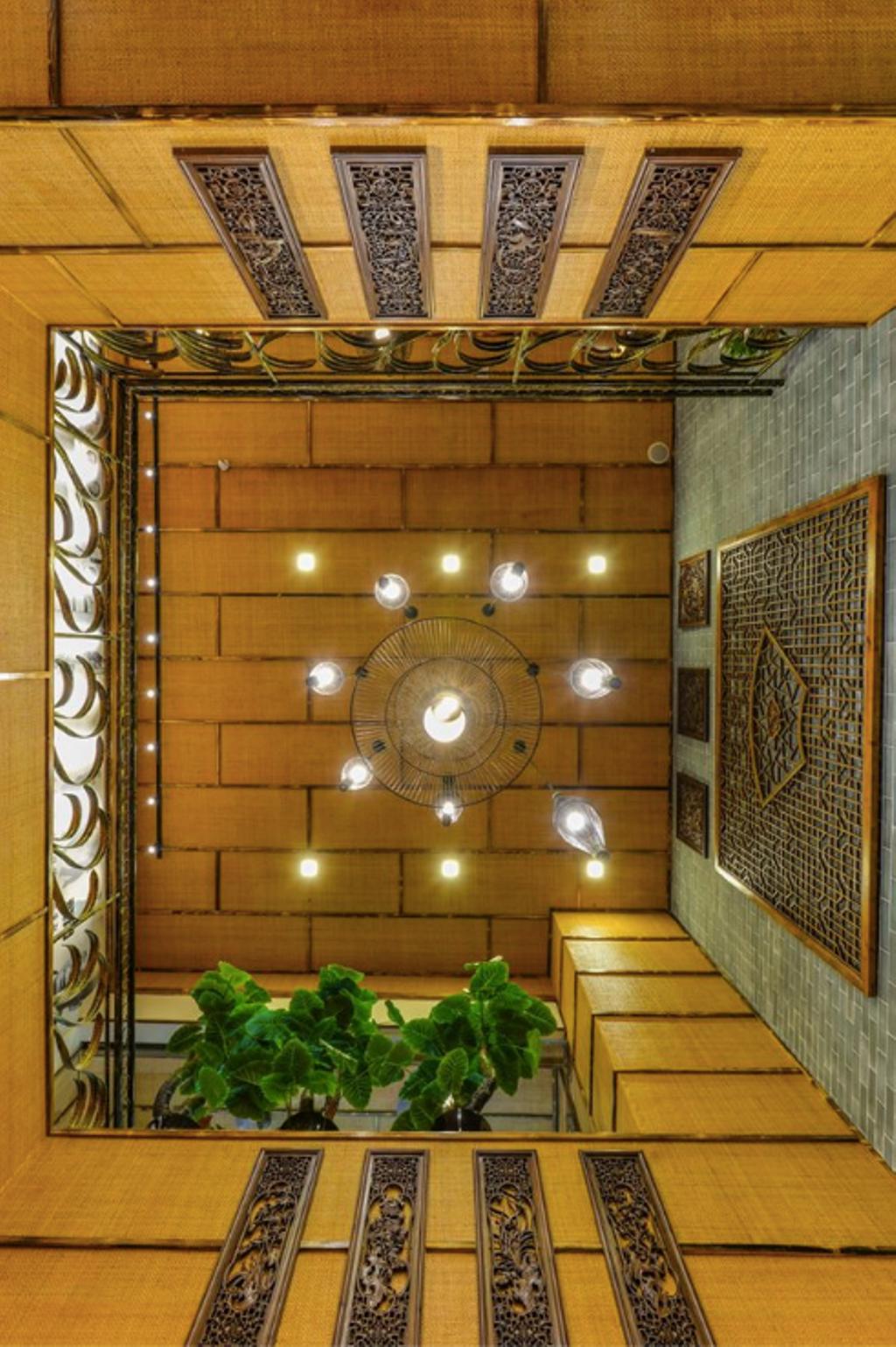 Shun De Gong Restaurant, Bukit Bintang, Commercial, Interior Designer, GI Design Sdn Bhd, Industrial, Traditional