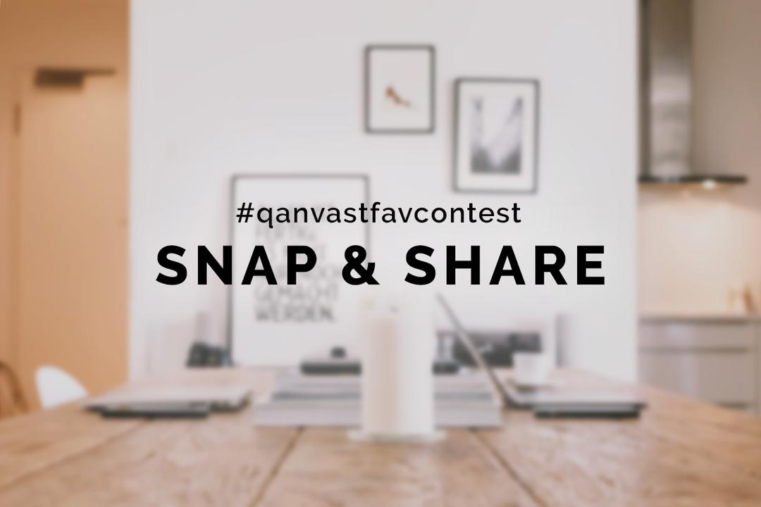 Show Us Your Favourite Corner In Your Home And Win 6