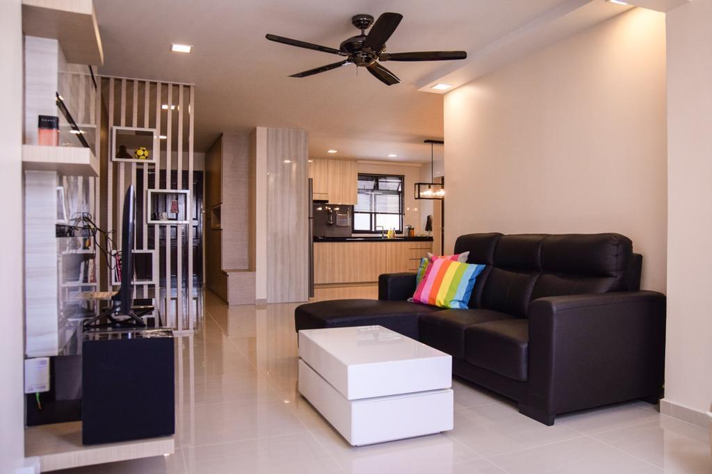 Contemporary, HDB, Dining Room, Choa Chu Kang (Block 663), Interior Designer, Nitty Gritty Interior